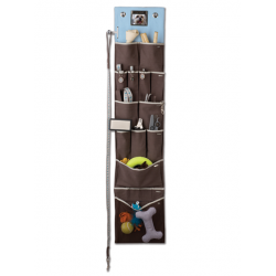 hanging pet organizer